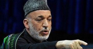 US aims to salvage Afghan peace talks with trip to Hamid Karzai