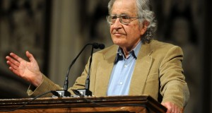 Noam Chomsky: The Arab World And The Supernatural Power of the United States