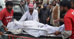 Balochistan: 14 killed, including three security officers at in Bolan