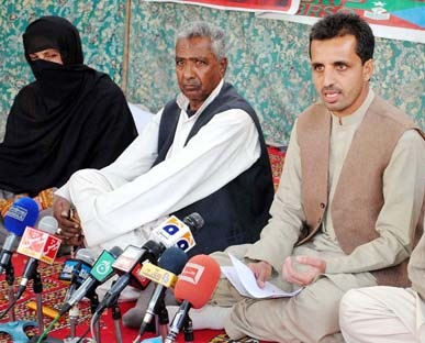 70 bodies had been found during the tenure of the incumbent government: Nasrullah Baloch