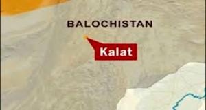 Two girls found dead in Kalat