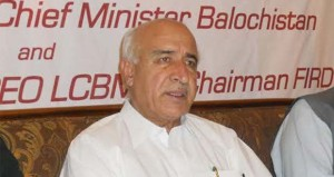 Dr Abdul Malik Baloch's visit to Banu cancelled due to inclement weather
