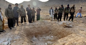 Khuzdar mass graves commission report released