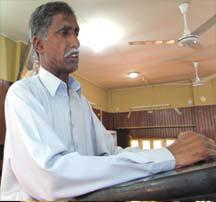 Gwadar chairman