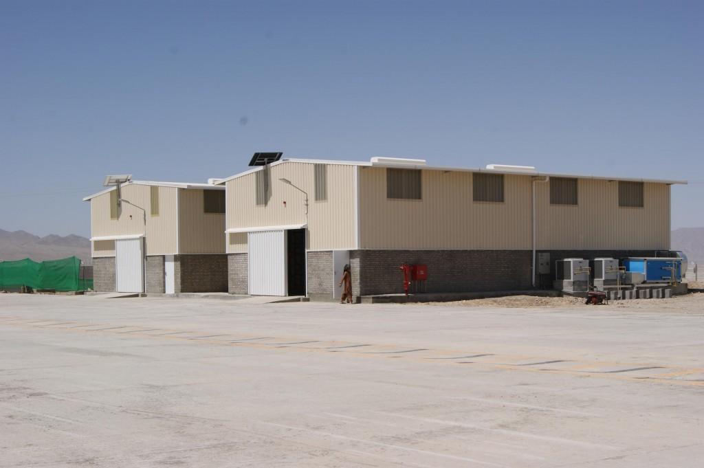 HRF Quetta facility