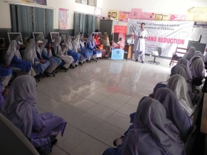 drugs awareness lasbela