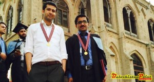 GC University: Two Baloch Students Secured Gold Medals