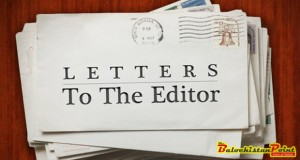 Letter: Part Time Jobs For Students