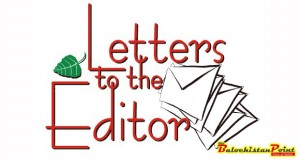 Letter: Dearth of Electricity in Balochistan