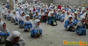 Neglecting female education in Balochistan
