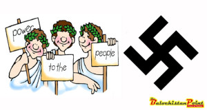 Nazism And Contemporary Democracy: Two Names Same Ideology