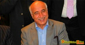 Two Years With Dr Malik Baloch