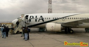 PIA Treating People Of Balochistan As Children Of Lesser God