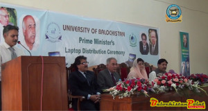 Prime Minister's Laptop Scheme Ceremony In UOB