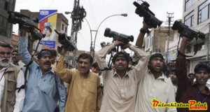Threats To Journalists In Pakistan