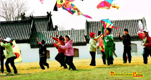 Booming Kite Industry Of Weifang
