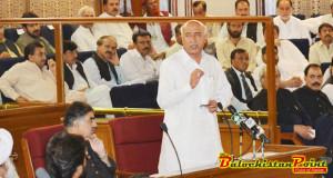 War Against Economic Terrorism in Balochistan