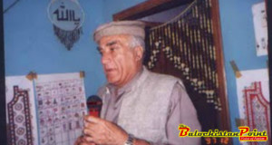 Fifth death Anniversary of Lal Baksh Rind