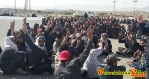 Saindak: Employees of Copper-Gold Project Protest Against Poor Treatment