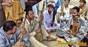 Plight of Balochi Musicians