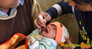 Commissioner Quetta and Coordinator EOC Vow to Eradicate Polio