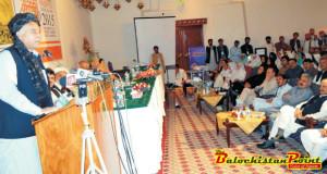 Impact of Pashto International Conference