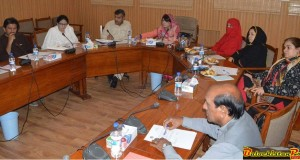 Balochistan Joint Working Group of Parliamentarians and Civil Society Hold First Meeting