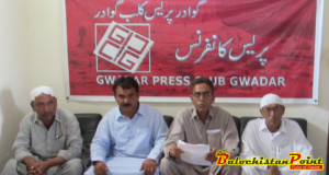 Jewani: NP Representatives Condemn Balochistan Government for Load Shedding and Water Crisis