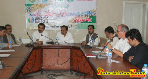 Balochistan Facing Severe Food Insecurity: Participants