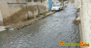 Epitome of Bad Governance: Wahdat Colony Drains Overflowing for 35 Days