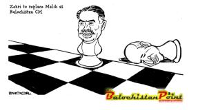 New CM for Balochistan