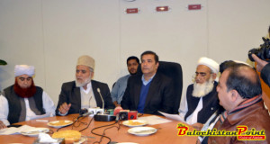 Ulema Condemn Killing of Security Forces Deployed on Security of Polio Workers