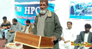 Government officials Praise Performance of HPO-Tec in Kalat District