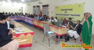 Jaffarabad: 90% of Education Development Budget Not Released Yet