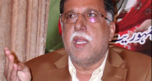 No Drinking Water in Gwadar Should Open the Eyes of Rulers: Sadiq Umrani