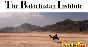 First Washington-Based, Balochistan-Specific Think-Tank Established