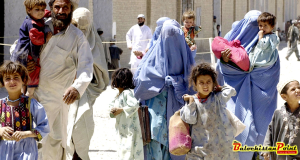 Census and Baloch Reservations in Presence of Afghan Refugees