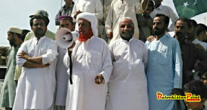 Dera Bugti: Protest Rally held Against Indian Interference in Pakistan