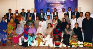 PPAF Organises workshop on 'Taking SDGs to Field' in Quetta