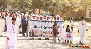 Cultural Walk and Seminar on Baloch Culture and Civilization held in University of Karachi