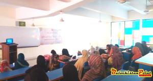 YES Alumni Celebrate the Power of Women in University of Karachi