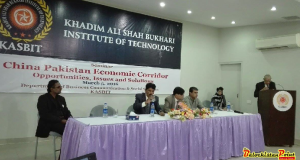 Seminar on Opportunities, Issues and Solutions to CPEC held in Karachi