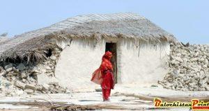 The poor daughter of Balochistan