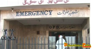 Poor State of Healthcare in Balochistan
