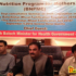 The Balochistan Government takes Nutrition on its high priority agenda: Rahmat Salah Baloch