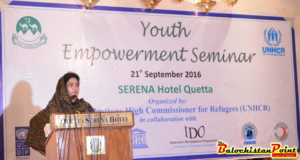 UNHCR: First Afg-Pak youth empowerment session in Quetta