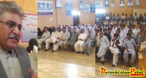"Gwadar Youth Forum Conducted the First Ever ""Educational Jirga"""
