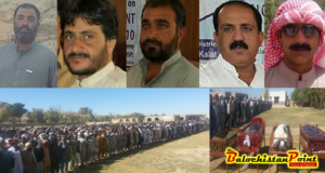 Kalat: Victims of Dasht accident laid to rest