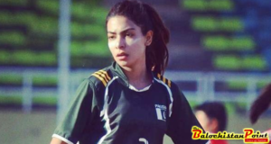 The Girl that took Balochistan & National Football Team to higher ranks passes away
