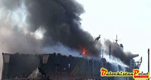 Death toll rises to 26 in Gadani ship-breaking blast